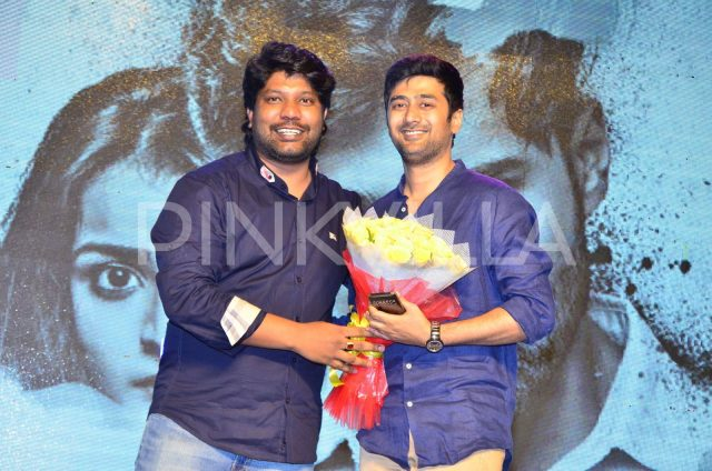 Rahul Ravindran at the audio launch of Venkatapuram