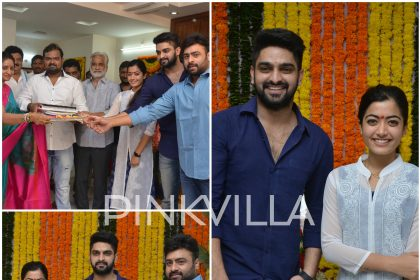 Naga Shaurya and Rashmika Mandanna's upcoming film