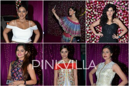 Celebrities at Zee Apsara Awards