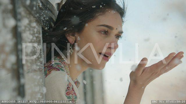 Stunning Aditi Rao Hydari