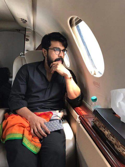 Ram Charan in RC11