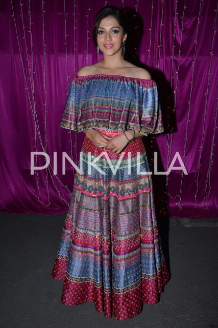 Mehreen Pirzada at the awards