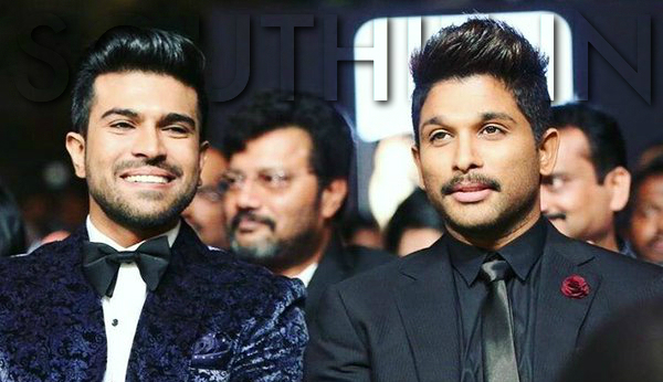 All Arjun and Ram Charan