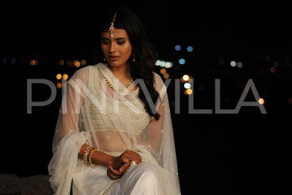Hebah Patel in Angel