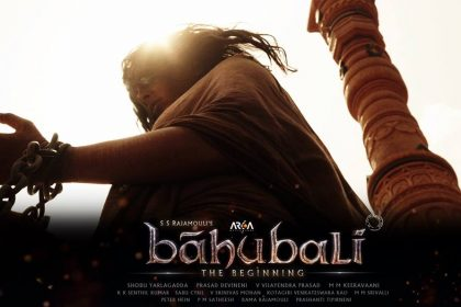 Anushka Shetty as Devasena in Baahubali 1