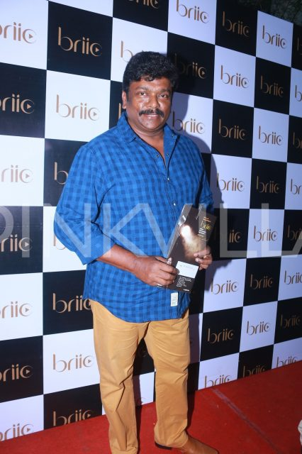 Parthiban at the event