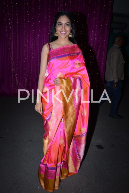 Ritu Varma looks gorgeous in a saree