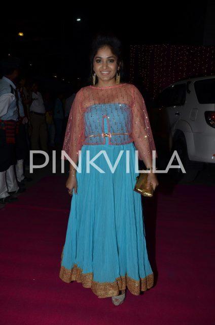 Actress Madhavi