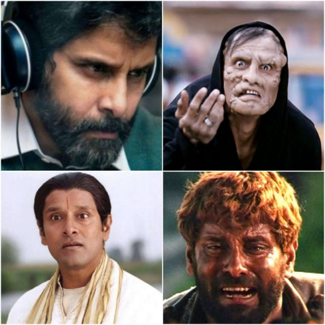 Top 5 films that made Chiyaan Vikram the star