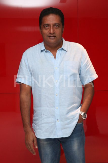 Prakash Raj at the audio launch