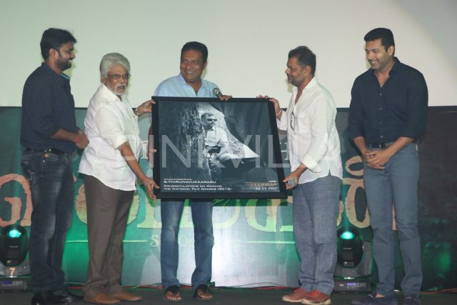 Prakash Raj at the event