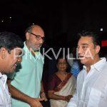 Sathyaraj arrives at the meet