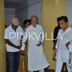 Charu Haasan arrives at the event