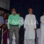 The Haasan brothers at the meet
