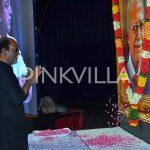 Rajinikanth paying last respects