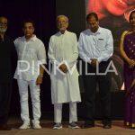 Rajinikanth, Kamal Haasan, Charu Haasan and Anu Haasan