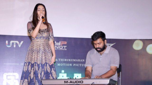 Dheekshitha Venkadeshan and Santosh Narayan