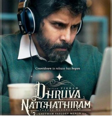Vikram as John in Dhruva Natchathiram