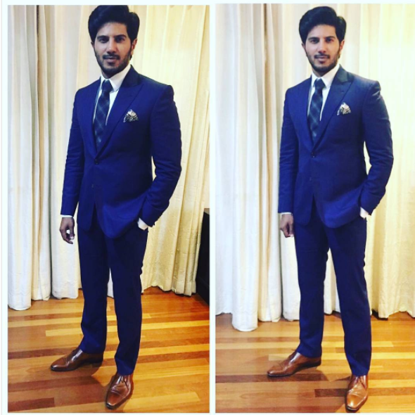 The Royal Dulquer look