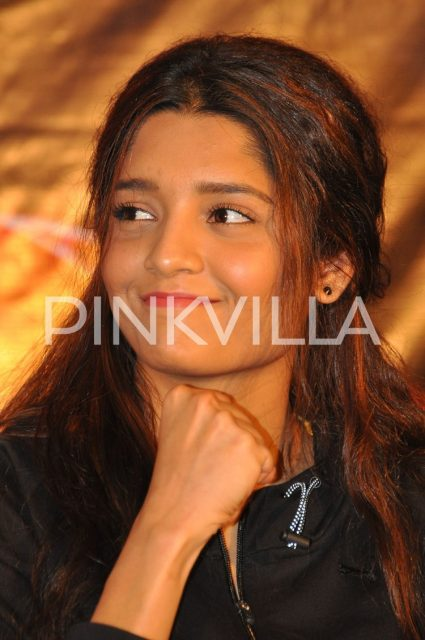 Ritika Singh looks dashing at the event