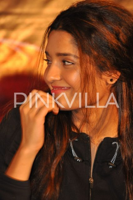 Ritika Singh at the event