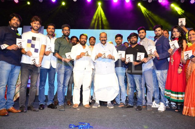 Home Minister Nayani Narsimha Reddy unveils the audio of Venkatapuram