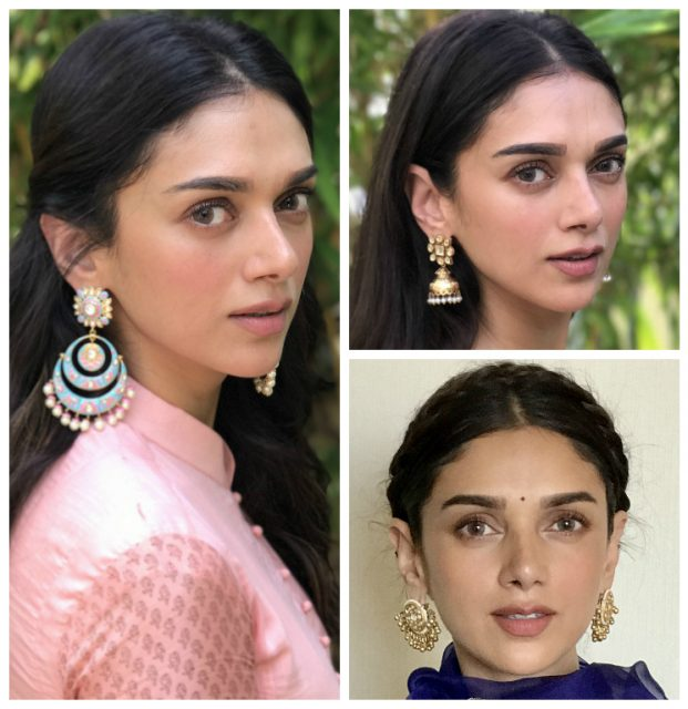 Secret to Aditi Rao Hydari's luminous skin