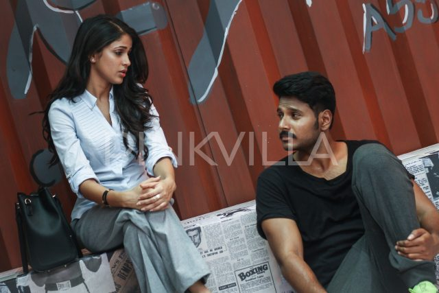 Sundeep Kishan and Lavanya Tripathi