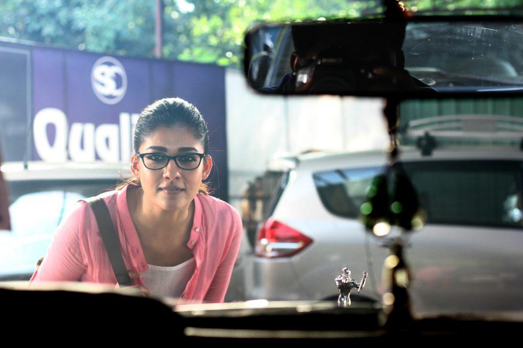 Nayanthara in DORA