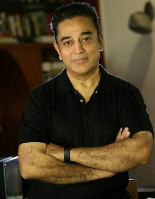 Kamal Haasan confirms that he will host the Tamil version of Bigg Boss