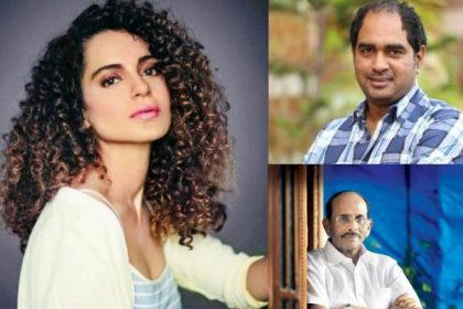 Kangana Ranaut, Director Krish and Vijayendra Prasad team upfor biopic of Rani Jhansi