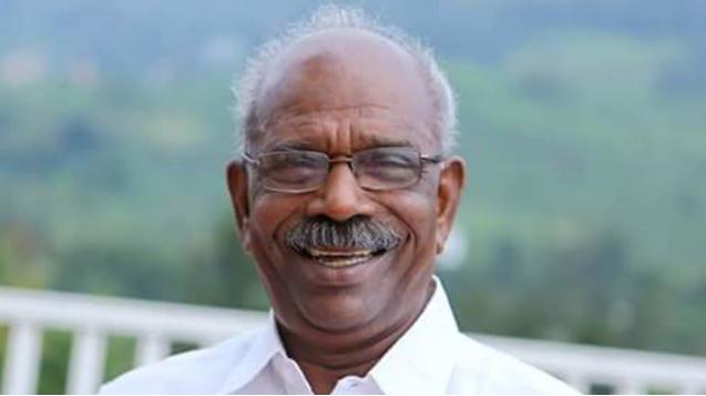 Kerala Minister MM Mani