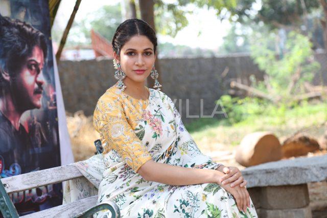Lavanya Tripathi elegant in a saree