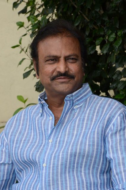 Mohan Babu in Power Paandi remake