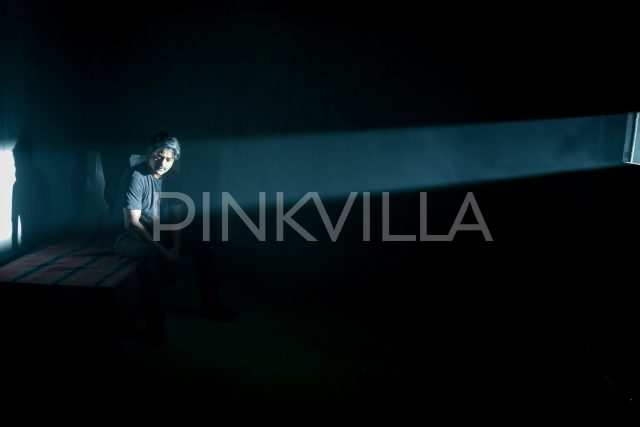 Daniel Balaji in a scene