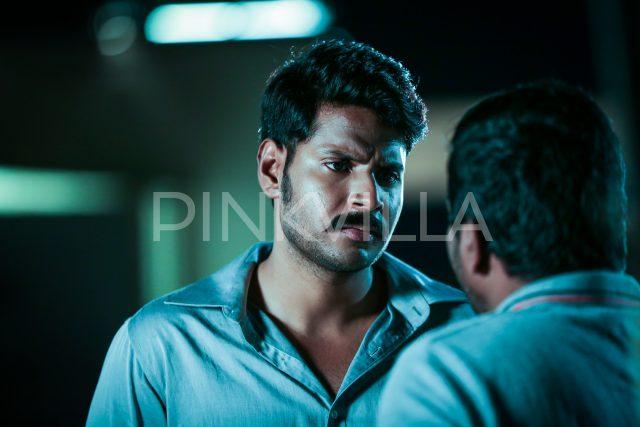 Suneep Kishan in a scene