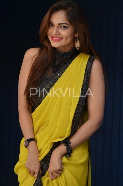Actress Ashwini
