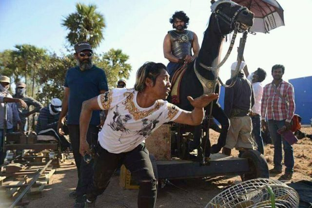 10 Photos that show what a wonderful journey Team Baahubali had