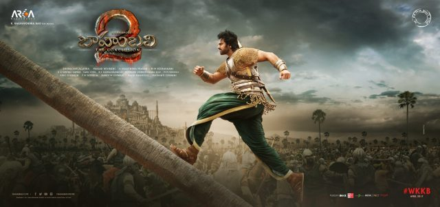 Prabhas in Baahubali The Conclusion