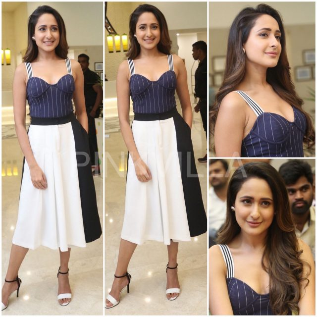 Pragya Jaiswal at the launch of Zara and Madsion