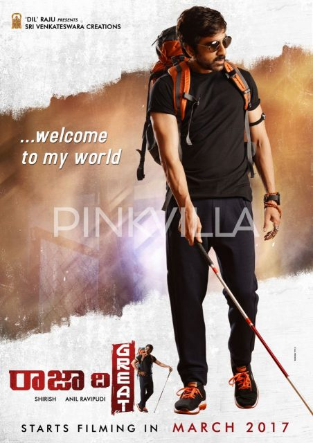 First Look Poster of Raja The Great