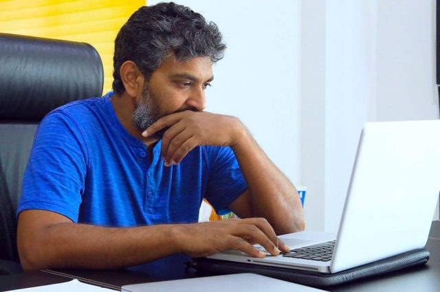Baahubali director S S Rajamouli