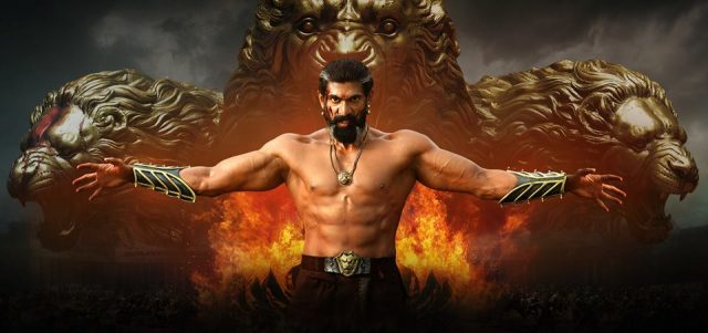 Rana Daggubati as Bhallaladeva in Baahubali