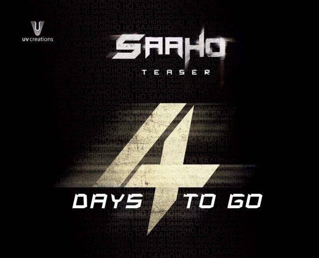 Saaho Teaser