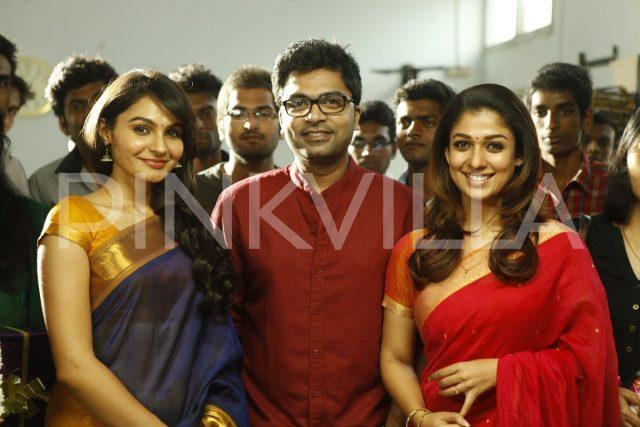 Andrea, Simbu and Nayanthara