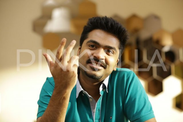 Simbu from one of the scenes
