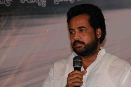 Actor Sivaji eyeing a comeback