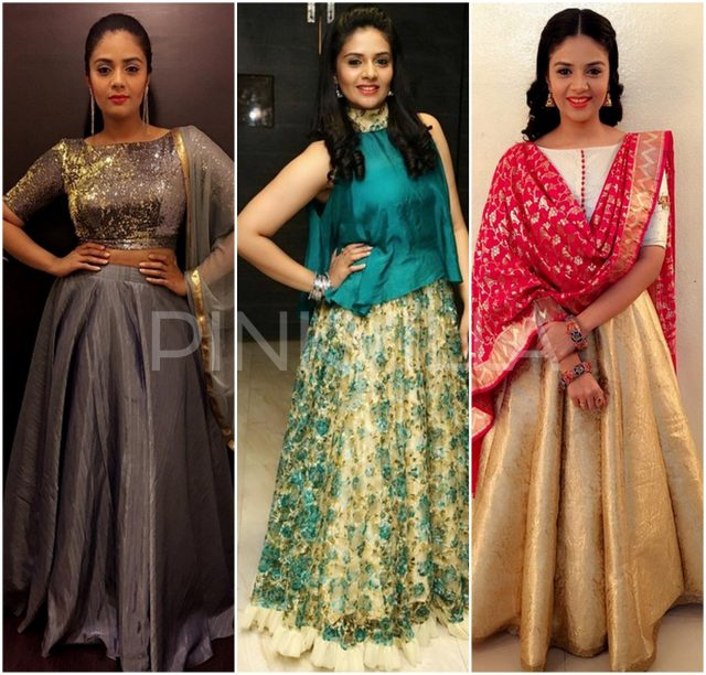 Style File : Three Style Lessons to learn from Sreemukhi