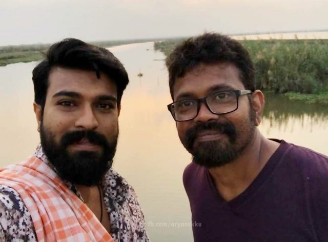 Sukumar and Ram Charan