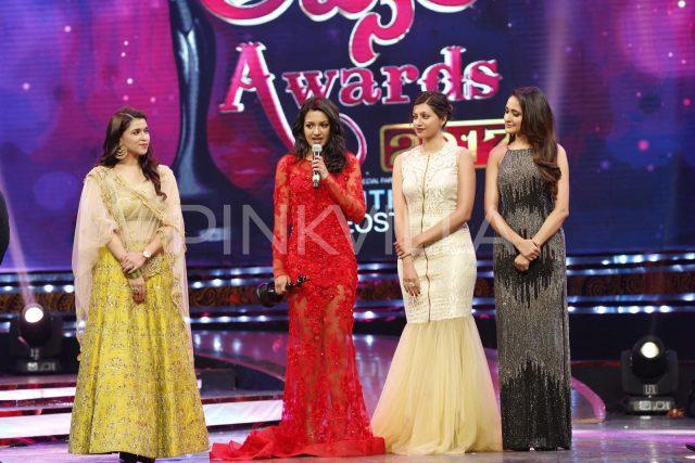 Mannara Chopra, Catherine Tresa, Hamsa Nandini and Pragya Jaiswal